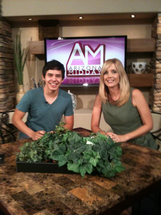 Arizona Midday David Archuleta