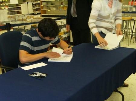 BYU signing