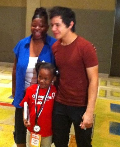 David Archuleta Children's Miracle Network Hospitals