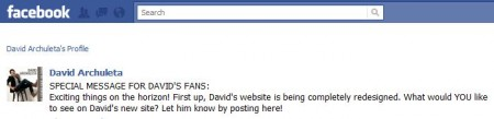 website FB