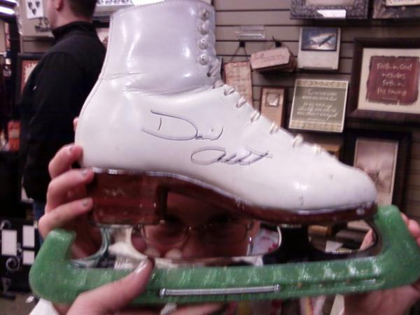 David Archuleta signed skate