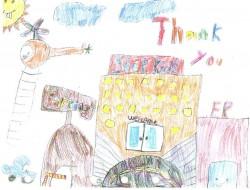 Sick Kids thank you