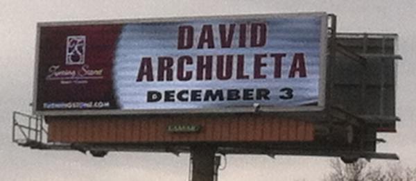 Verona Billboard