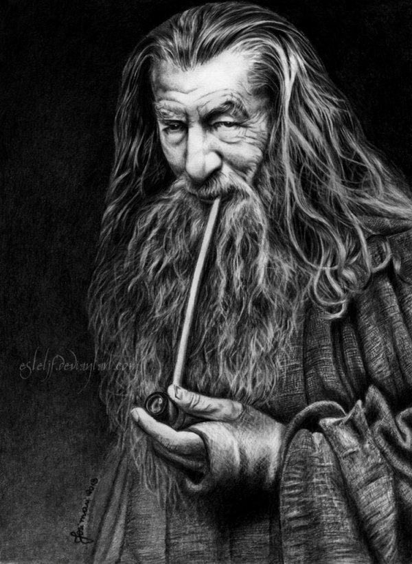 smokinganonogandalf__the_grey_by_esteljf-d63xw9x