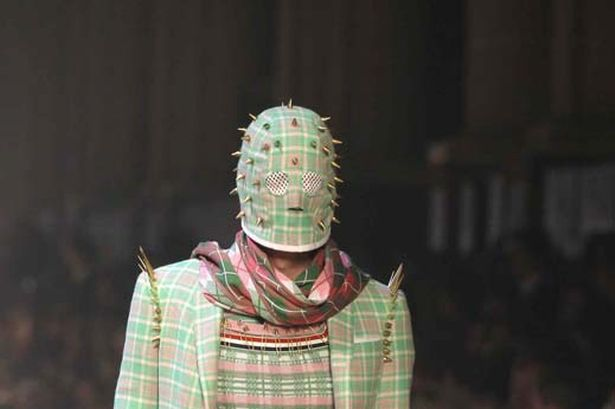 Mens couture jan 2012