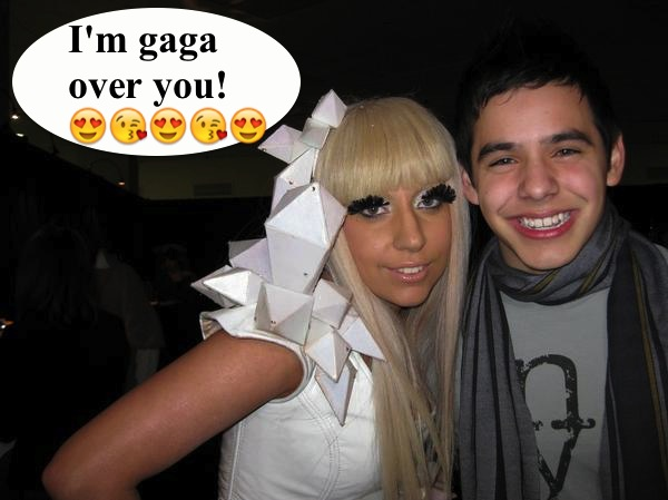 david-archuleta-lady-gaga