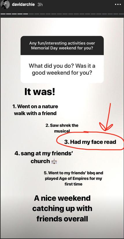 Face Read